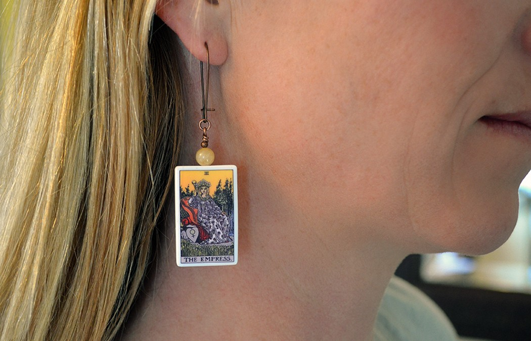 Now selling art jewelry online