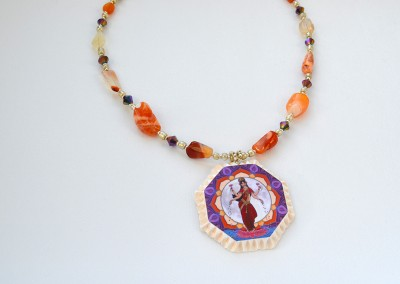 Dancing by the Light of the Moon necklace