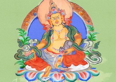 Dzambala Buddha #2