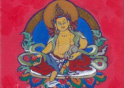 Dzambala Buddha